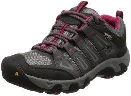 keen womens boots uk keen s oakridge wp low rise hiking shoes sports outdoor