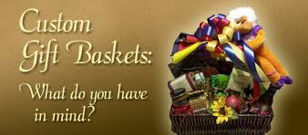 best custom gift baskets in delivered m r designs