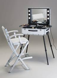 Makeup Artist Station White Makeup Station Collection Frozenwhite By Cantoni