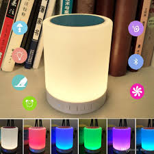 Portable Desk Lamp by 2017 Music Night Lights Multifunctional Portable Wireless