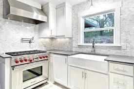 photo cuisine avec carrelage metro carrelage metro cuisine cuisine carrelage metro cuisine avec blanc