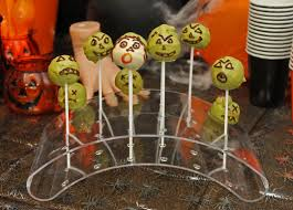 Halloween Cake Pops Recipe Matcha Halloween Zombie Cake Pops Recipe Russtea U0027s