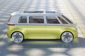 volkswagen concept 2017 report volkswagen microbus based on i d buzz concept lands in