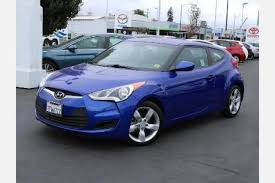 2014 Hyundai Veloster Interior Used 2014 Hyundai Veloster For Sale Pricing U0026 Features Edmunds