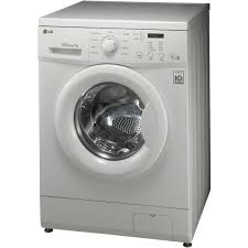 lg wd1200d 7kg front load washer at the good guys