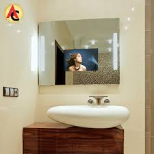Smart Bathroom Mirror by Multitouch Bathroom Mirror For Smart Home