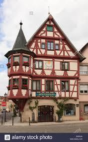 Apotheke Baden Baden 16 Jahrhundert Fachwerk Apotheke In Der Kleinen Stadt An