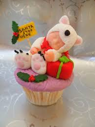 111 best christmas cupcakes images on pinterest christmas