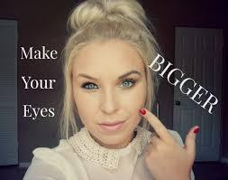 best 25 make eyes bigger ideas on pinterest bigger eyes bigger