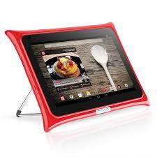 tablette tactile cuisine qooq v4 16 go tablette tactile qooq sur ldlc com