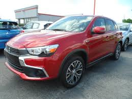 mitsubishi outlander sport 2016 red 2016 mitsubishi outlander sport 2 0 es in houston tx smart
