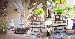wedding backdrop design philippines travel theme wedding vintage airplane pinwheelcrafts