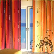 deko schal verdunkelungsvorhang verdunklungsstoff vorhang