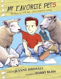 smolinski books my favorite pets by gus w for ms smolinski s class by jeanne