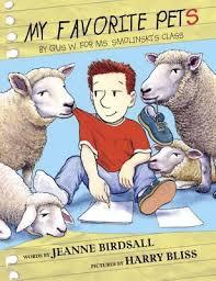smolinski books my favorite pets by gus w for ms smolinski s class by jeanne