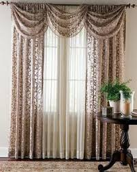 Lucia Valance Lush Decor Lucia White Valance By Lush Decor Great Deals