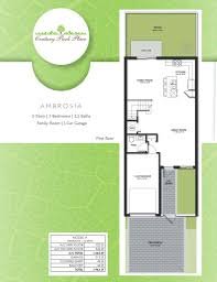 ambrosia model at century park place miami fl