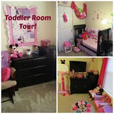 toddler room tour minnie mouse theme youtube