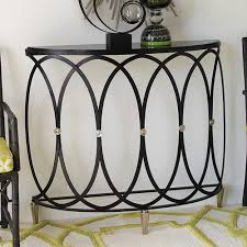 Demilune Console Table Console Tables The Designer Insider