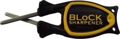 Best Way To Sharpen Kitchen Knives Knife Sharpener Block Knife Sharpeners