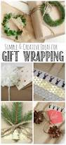 simple gift wrapping ideas clean and scentsible