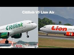 airasia vs citilink citilink vs lion air youtube