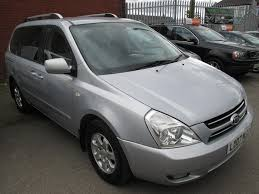 used kia sedona cars for sale motors co uk