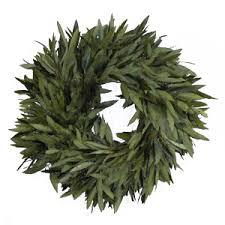 fresh wreaths bayleaf wreaths