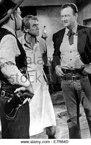 John Valance John Wayne The Man Who Shot Liberty Valance 1962 Stock Photo