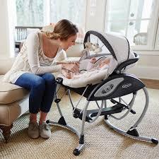 Amazon Stair Gate Amazon Com Graco Glider Elite Baby Swing Pierce Baby 160 And