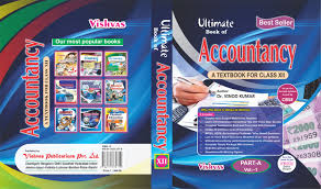ultimate book of accountancy class xii part a volume 1 as per