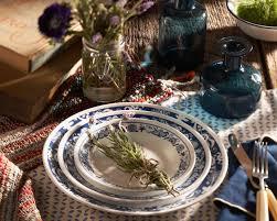 Corelle Dinnerware At Walmart Amazon Com Corelle Livingware 16 Piece Dinnerware Set True Blue