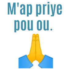 how do you say map in how do you say i am praying for you in creole haitian creole