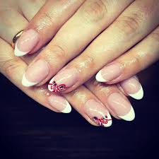 cool french tips nail design french nail design 2016 trends