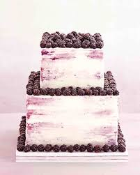 wedding cake recipes berry blackberry cake with filling and frosting