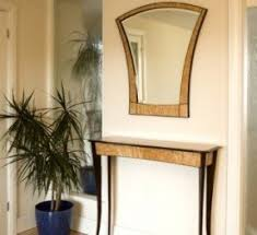 Foyer Console Table And Mirror Entryway Table And Mirror Sets Foter