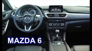 Mazda 6 Rating 2017 Mazda 6 Sedan U0026 Wagon Interior Youtube