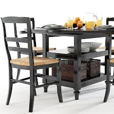 kitchen ideas butcher block table kitchen table and chairs set
