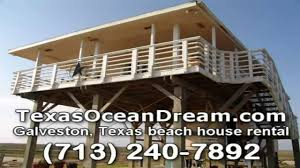 galveston beach house for rent 713 240 7892 call now youtube