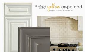 the yellow cape cod kitchen and dining room linen gray and turquoise