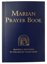 prayer book in marian prayer book