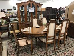 8 piece dining room set dining room dark brown dining chair white
