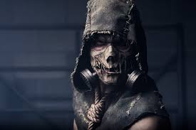 Scarecrow Mask Scarecrow U2014 M Sprunger Artistry