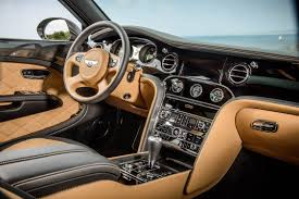 bentley exp 10 interior bentley presenteert nieuw topmodel met mulsanne speed