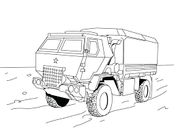 semi truck coloring pages printable page of trucks prime
