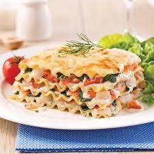 lasagne royale aux fruits de mer recettes cuisine et nutrition