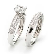 marriage rings sets engagement rings set wedding band images totally awesome wedding