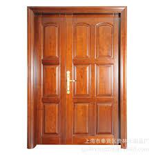 fir wood doors of high grade quality environmentally friendly