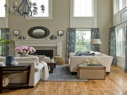 Two Story Living Room Decorating - Two story family room decorating ideas