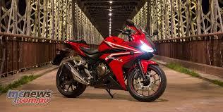 honda cbr500r free on road costs with honda cbr500r mcnews com au